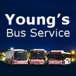 Young's Bus Service logo