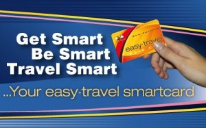 easy-travel Fare Card