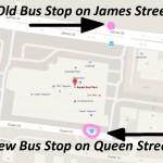 KBP bus stop (Queen Street)