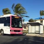 Two new bus stops along the Capricorn Coast